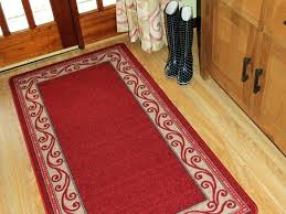 medium size of washable kitchen rug rugs with rubber backing cool mats target backed non skid runners s