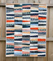 Quilts by Emily: Wonky Stripes Baby Quilt + Tutorial! & Wonky Stipes Baby Quilt ... Adamdwight.com
