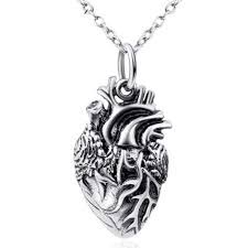 925 sterling silver anatomically