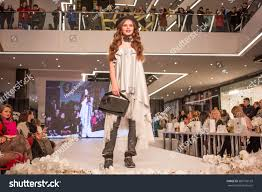 Minsk Belarus January 22 2017 Models | People Stock Image 580176199