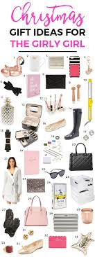 Christmas Gift Ideas for Women: Girly Girls