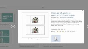 Create Postcard In Word How To Create Postcards With Microsoft Word Using Microsoft Word