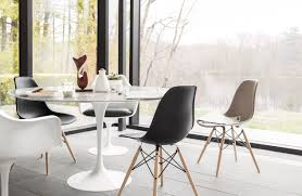 marble dining room furniture. Saarinen Round Dining Table Marble Room Furniture