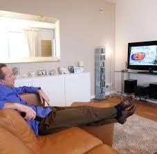 Flat Tv Das Ist Beim Aufstellen Von Fernsehern Zu Beachten Welt