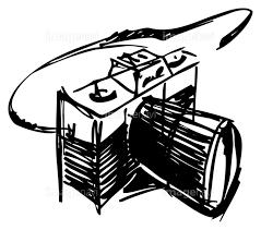 カメラ 模様 クリップアート 手書きの画像素材18354379 Cg素材なら