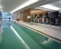 indoor gym pool. Wonderful Pool Home Gym Design Pictures Remodel Decor And Ideas  Page 5 Inside Indoor Pool