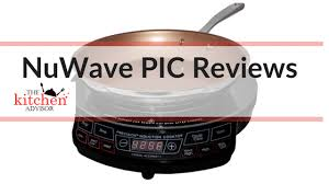 nuwave pic reviews nuwave induction cooktop