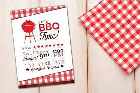 Barbeque Invitation It S Bbq Barbeque Time Invitation Invitation Templates Creative