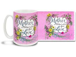 Another Word For Violet Mother Is Just Another Word For Love 15oz Mug Cuppa