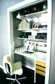 office in closet ideas. Closet Office Ideas Space 5 Home In E