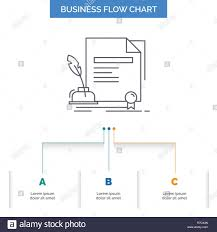 Contract Paper Document Agreement Award Business Flow