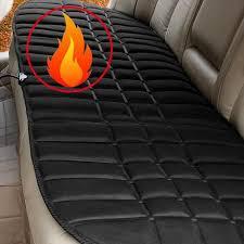 universal car dc12v powered rear seat winter warming seat cushion pad 11street malaysia car seats