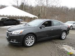 2015 Ashen Gray Metallic Chevrolet Malibu LTZ #101908085 ...