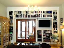 white wall mounted bookcase wire shelves bookshelves with doors mou