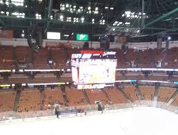 Honda Center Section 435 Seat Views Seatgeek