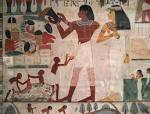 new Kingdom Egypt Wall Paintings