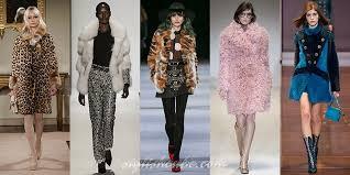 fall winter 2016 2016 women s fur coats fashion trends