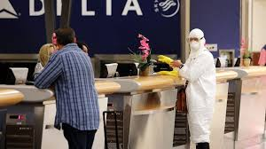 Ebola Case In Atlanta : Ebola s impact on travel spreads beyond the outbreak