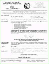 Security Guard Resume Examples Security Guard Resume Specialized Nice Armed Security Guard