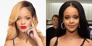 Middle Split Hair Style celebrities with middle parts celebrity hair middle part photos 2040 by wearticles.com