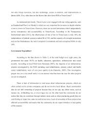timor leste country risk analysis a macroeconomic risk thomas frei   6 not