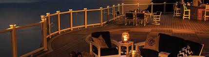 deck lighting. Lighting Guide - Intro Deck