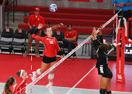 Houston's Megan Duncan is the American Athletic Conference offensive POW |  Volleyballmag.com