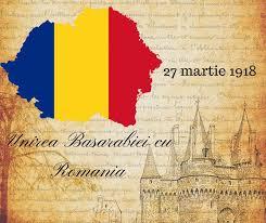 Imagini pentru unirea basarabiei cu romania