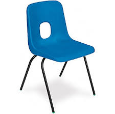 plastic school chairs. Fine Chairs Blue Polypropylene Chair To Plastic School Chairs A