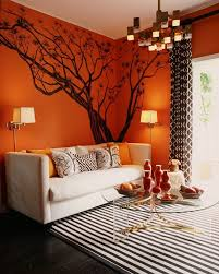 Orange And Brown Living Room Hunter Green And Orange Living Room Ideas Tulum Wedding Beach