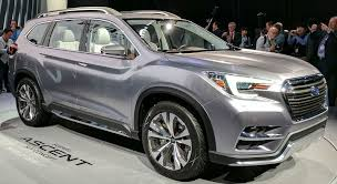 2018 subaru ascent suv. brilliant subaru 2019 subaru ascent inside 2018 subaru ascent suv