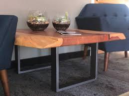 Custom Redwood Coffee Table Etsy