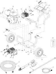 Dewalt dx 4240 pressure washer parts
