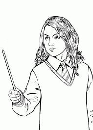 Small Picture Harry Potter Coloring Pages fablesfromthefriendscom
