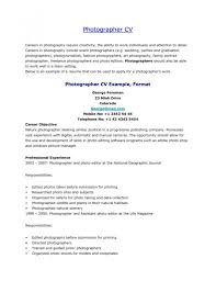 Best Cover Letter Templates » Cover Letter For Photographer | Cover ...