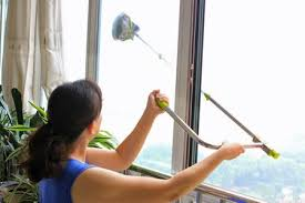 apartment friendly window cleaning kit