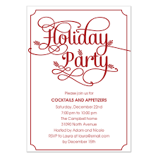 holiday invitations holiday party email invitation template invi on christmas party