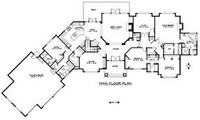 ranch house floor plans. One Level Ranch House Floor Plans Homes Zone For Home Additions