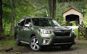 subaru video 2019 forester first drive review