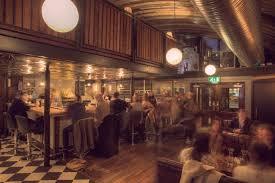 busy restaurant interior. Brilliant Interior Gorilla Restaurant U0026 Bar Under The Railway Tracks In Manchester   HYHOIcom Throughout Busy Interior
