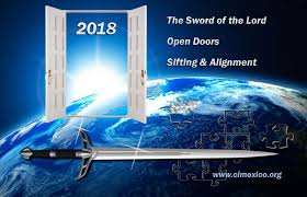 the hebrew year 5777 was declared to be the year of the ruling sword the year 5778 will see a continuation of the sword of the lord in the earth