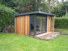 garden office designs. george clarkes amazing spaces curved wooden garden office 2017 and shed designs images