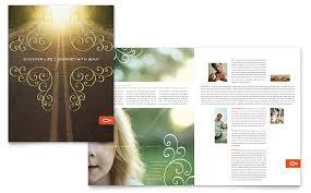Christian Templates Christian Church Religious Brochure Template Word Publisher