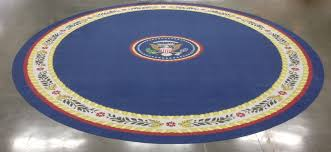 oval office carpet eagle. oval office printed carpet seamed together at trio eagle