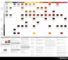Redken Shades Color Chart Sample Redken Hair Color Chart Shades Eq Cocodiamondz Com