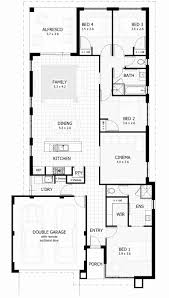 3 story house plans narrow lot. One Story House Plans Wide Lots Elegant 3 Narrow Lot For N