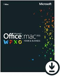 Microsoft Office For Mac 2011 Home Business