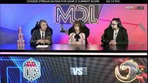 od pixel is on the chinese panel pogchamp dota2