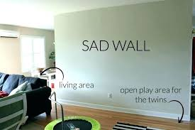 decorate large walls long wall luxury