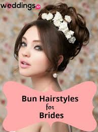 Different Bun Hairstyles Top 5 Bun Hairstyles For Brides Of Different Face Shapes
